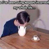 teapots the correct way