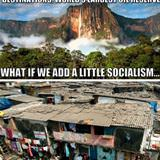 what if we add a little socialism