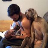 chillin here today