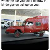 the car you drew