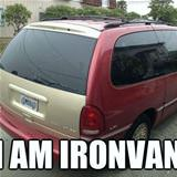 i am ironvan
