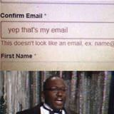 my email