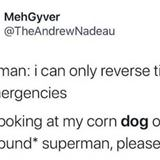 superman please